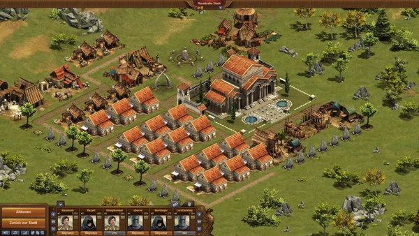 Screenshot zu Forge of Empires - Screenshots