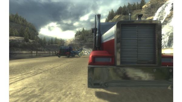 Screenshot zu Gear Grinder - Screenshots