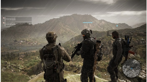Screenshot zu Ghost Recon: Wildlands - Screenshots