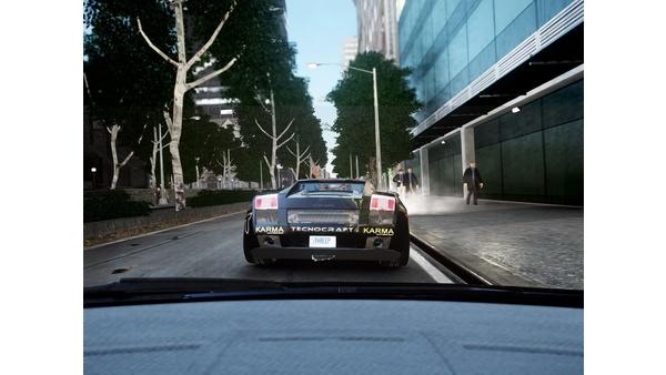 Screenshot zu Grand Theft Auto 4 - Bilder zur iCEnhancer Mod (v 1.35)