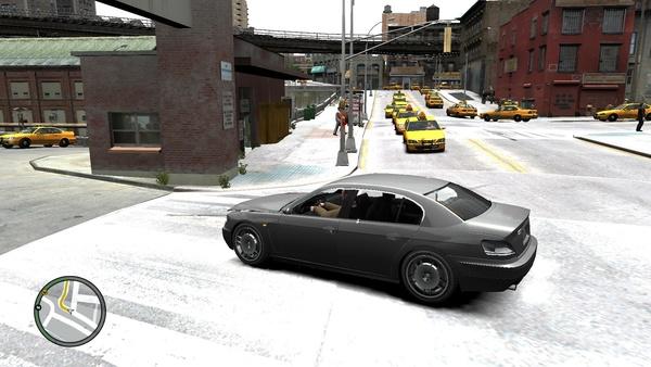 Bild der Galerie Grand Theft Auto 4 mit ICEnhancer 2.1 Final - Screenshots
