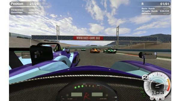 Screenshot zu GTR Evolution - Screenshots