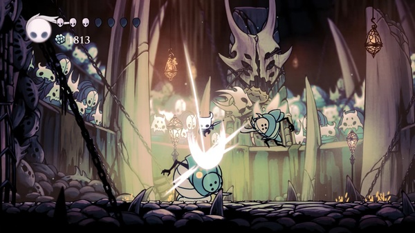 Bild der Galerie Hollow Knight - Screenshots