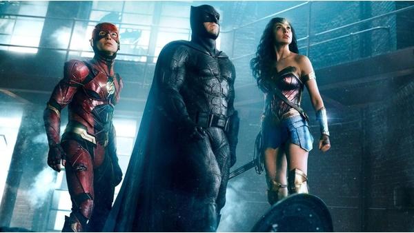 Bild der Galerie Justice League - Bilder zum Kinofilm