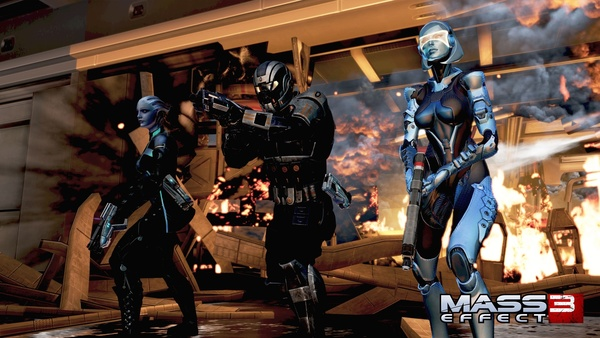 Screenshot zu Mass Effect 3 - Screenshots zum Alternate Appearance Pack #1
