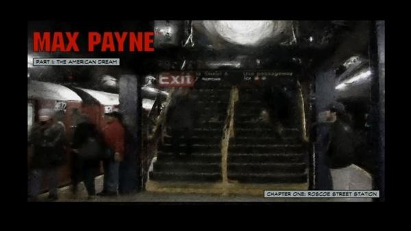 Screenshot zu Max Payne - Die Story: Alle Graphic-Novel-Seiten