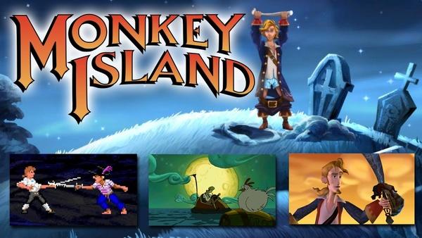 Bild der Galerie Monkey Island - Die legendäre Adventure-Serie