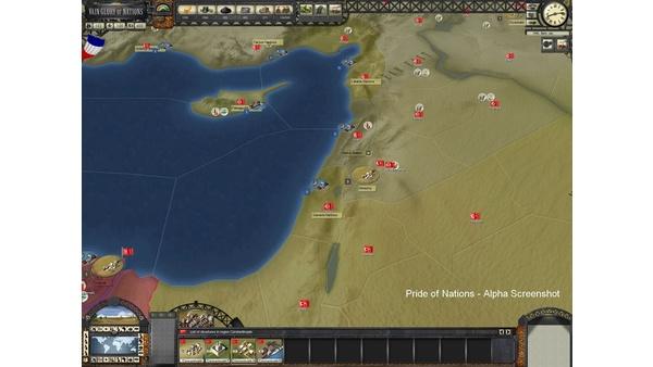 Screenshot zu Pride of Nations - Screenshots