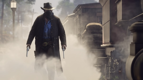 Screenshot zu Red Dead Redemption 2 - Screenshots