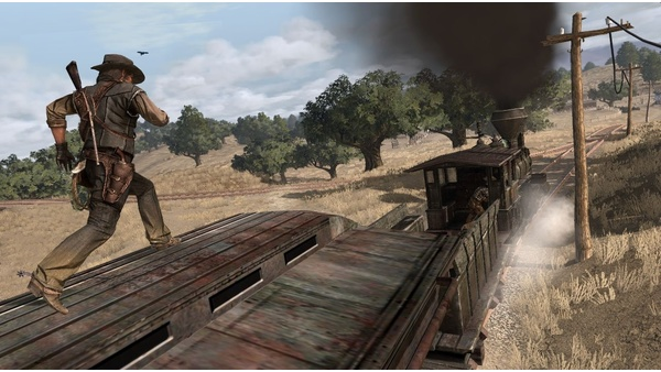 Screenshot zu Red Dead Redemption - Screenshots