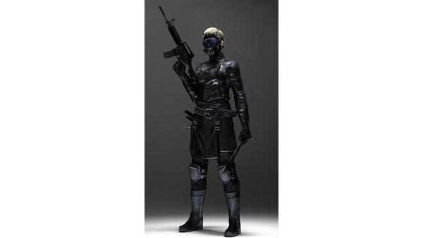 Screenshot zu Resident Evil: Operation Raccoon City - Das U.S.S. Wolfpack-Team