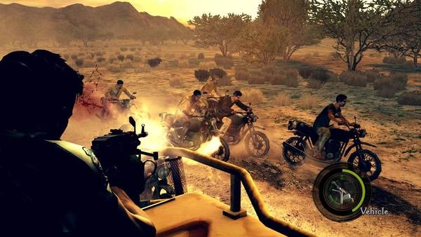 Screenshot zu Resident Evil 5 - Screenshots
