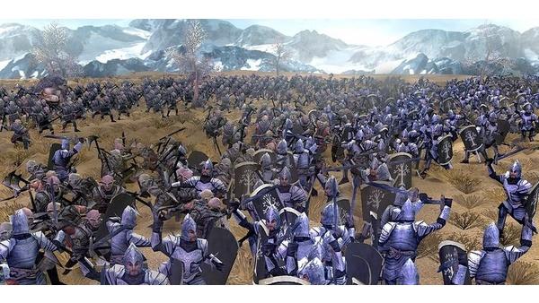 Screenshot zu Schlacht um Mittelerde - Screenshots