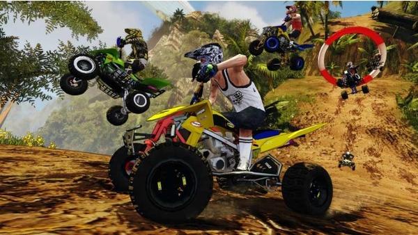 Screenshot zu Mad Riders - Screenshots