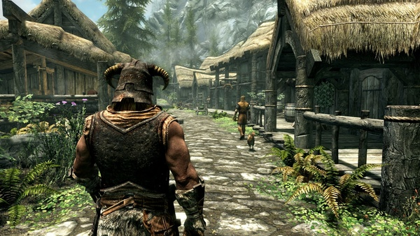 Screenshot zu Skyrim HD Special Edition - Screenshots zum Remaster von The Elder Scrolls 5