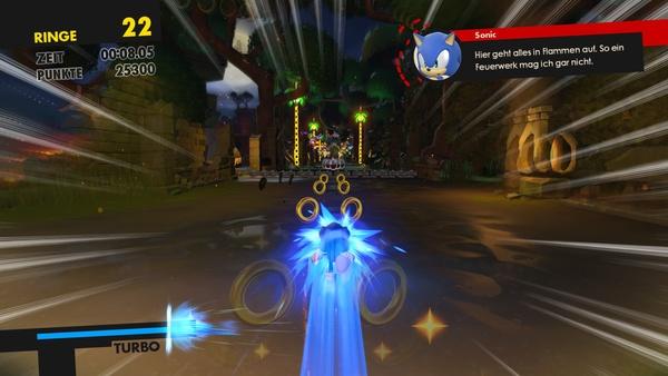 Screenshot zu Sonic Forces - Screenshots