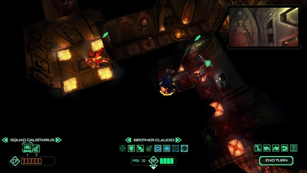 Screenshot zu Space Hulk - Screenshots
