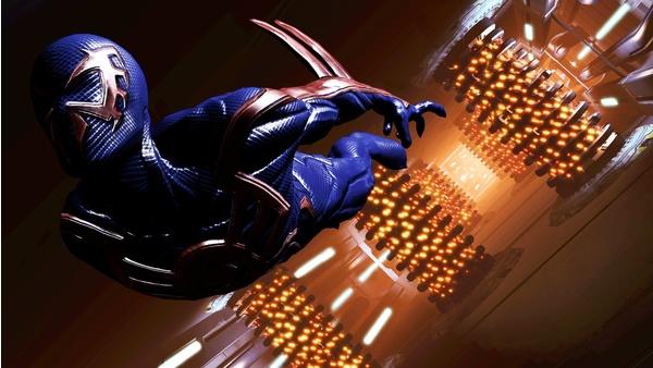 Screenshot zu Spider-Man: Edge of Time - Screenshots