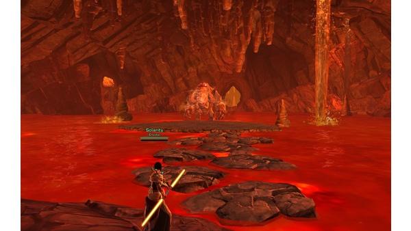 Screenshot zu Star Wars: The Old Republic - Operation: Eternity Vault