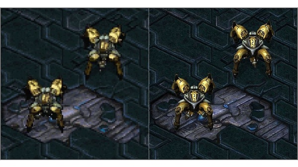 Screenshot zu StarCraft HD - Screenshots zum Remaster
