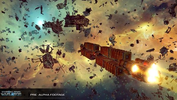 Screenshot zu Starpoint Gemini Warlords - Screenshots