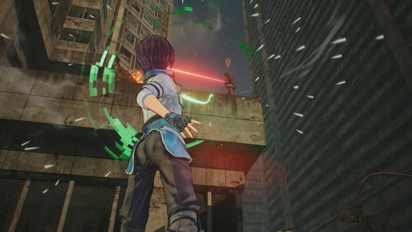 Screenshot zu Sword Art Online: Fatal Bullet - Screenshots