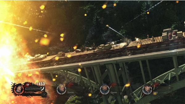 Screenshot zu The Expendables 2 - Screenshots