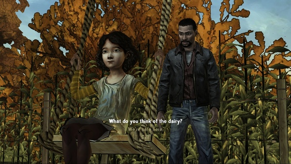 Screenshot zu The Walking Dead: Episode 2 - Starved for Help - Screenshots zur 2. Episode