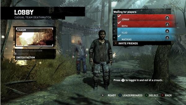 Screenshot zu Tomb Raider - Multiplayer-Screenshots