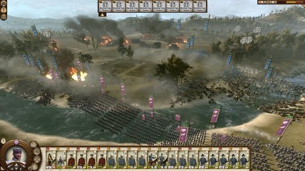 Screenshot zu Total War: Fall of the Samurai - Screenshots