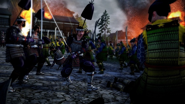 Screenshot zu Total War: Shogun 2 - DLC: »Saints and Heroes«