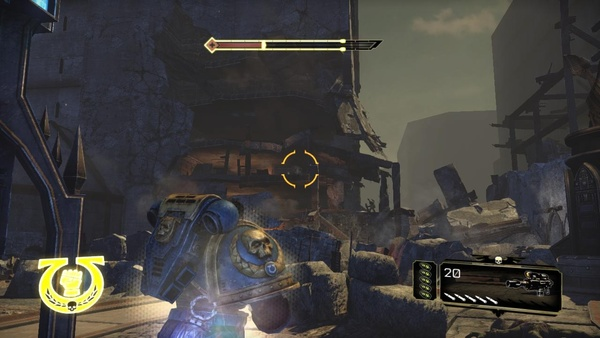Screenshot zu Warhammer 40k: Space Marine - Screenshots