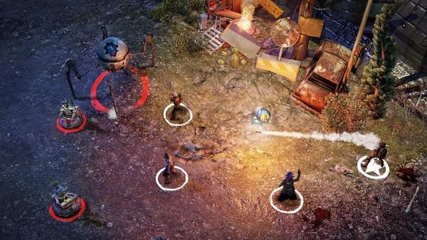 Screenshot zu Wasteland 2 - Screenshots