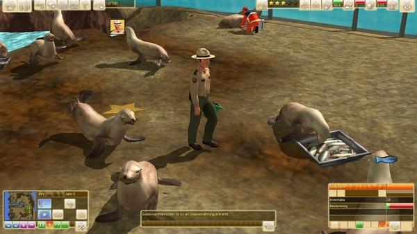 Screenshot zu Wildlife Park 3 - Screenshots
