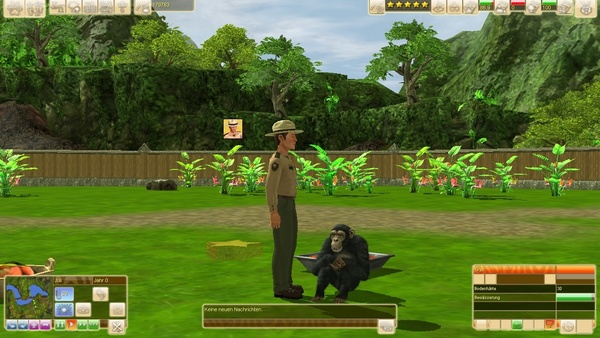 Screenshot zu Wildlife Park 3 - Screenshots