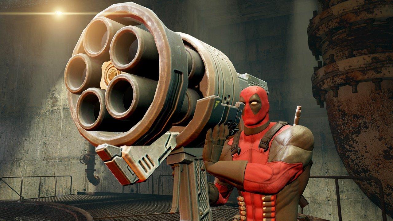 Deadpool Spiel