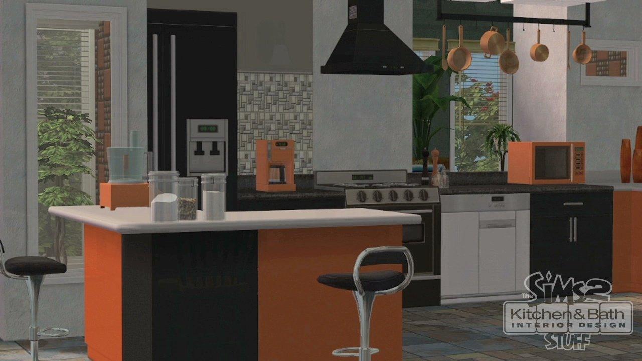 Ein Veröffentlichungstermin Für Die Sims 2: Küchen  Und Bad Einrichtungs Accessoires  ...