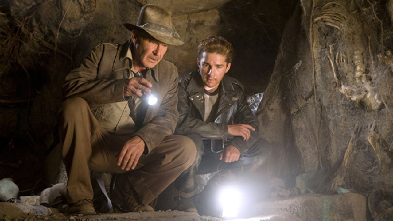 Wiedersehen mit Vater und Sohn wird es in Indiana Jones 5 nicht geben