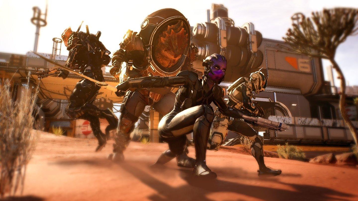 Mass Effect: Andromeda Studio offiziell geschlossen
