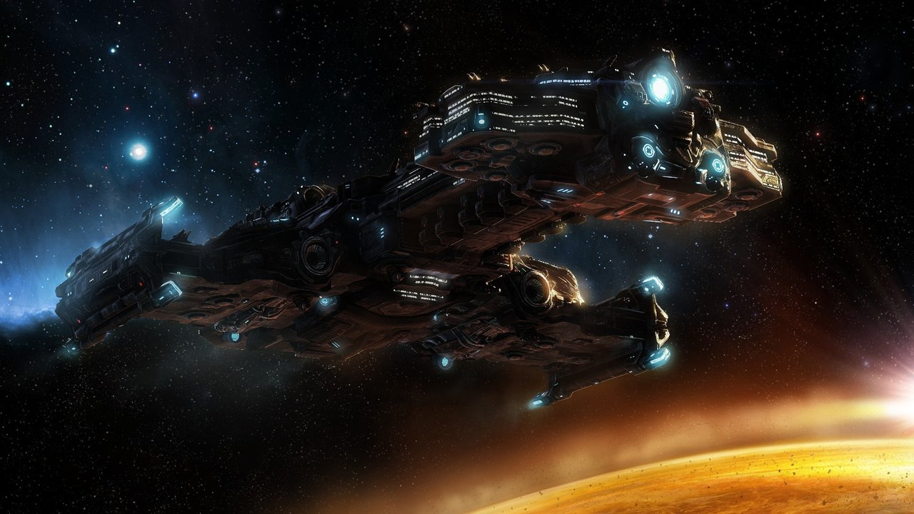 Wallpaper zu StarCraft 2: Wings of Liberty herunterladen