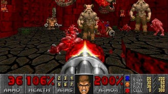 <b>1993: Doom</b><br>Id Tech 1 (Doom Engine)
