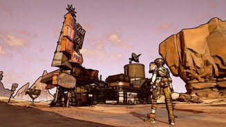 Borderlands 3 - Tech-Demo der Unreal Engine 4
