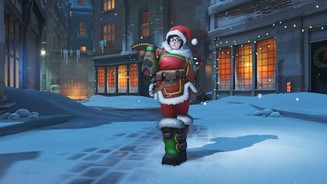 Overwatch - Winter Wonderland Skins