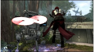 Star Wars: The Force Unleashed 2 - Endor Bonus Mission