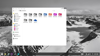 Windows 8.2 Design Ideen