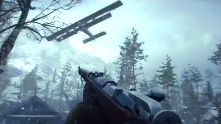 Battlefield 1: In the Name of the Tsar - Teaser-Trailer zum Russland-DLC