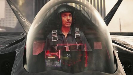 Call of Duty: Black Ops 2 - Live-Action-Trailer »Surprise« mit Robert Downey Jr.