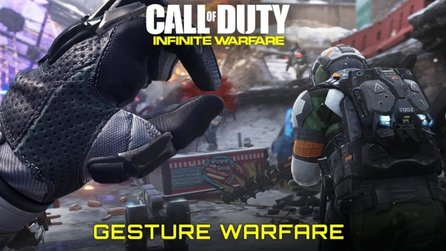 Call of Duty: Infinite Warfare - Gameplay-Trailer zum bekloppten Gesture Warfare-Modus lässt Köpfe platzen