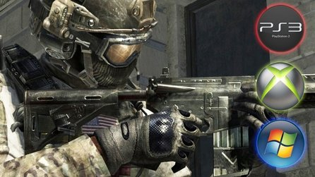 Call of Duty: Modern Warfare 3 - Grafikvergleich: PC, Xbox 360 und PlayStation 3