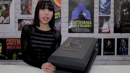 Castlevania: Lords of Shadow 2 - Offizielles Unboxing der Collectors Edition